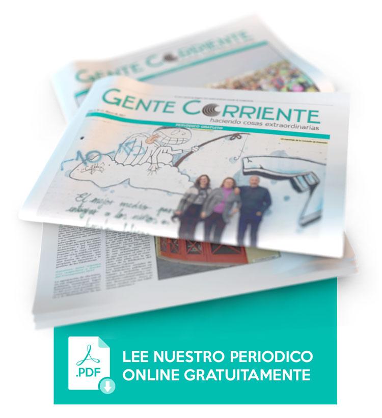 Nuestra revista Gente Corriente