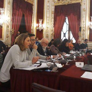 Crónica del pleno de Diputación de Febrero del 2018