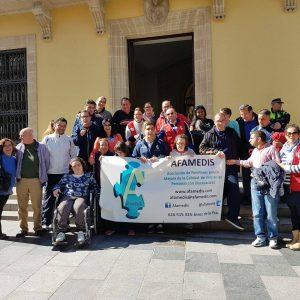 Ganemos Jerez reclama una solución a los problemas de Afamedis en el centro de Barrio de San Joaquín