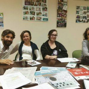 Ganemos Jerez anuncia los proyectos seleccionados en la tercera edición del concurso Tejiendo Ideas