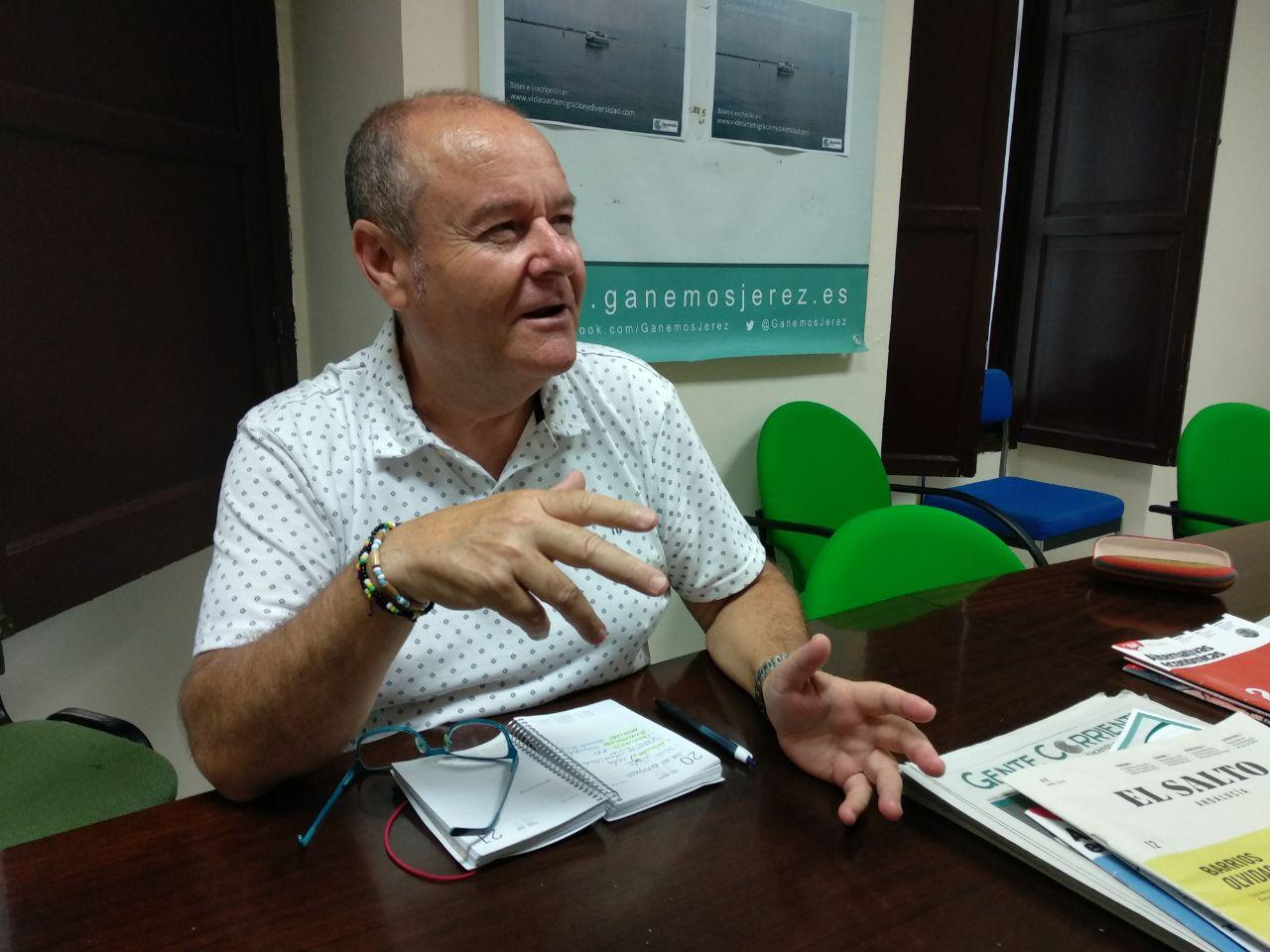 Ganemos Jerez insta a la Junta de Andalucía a rectificar e incluir a Jerez entre las ciudades con nuevos ciclos formativos de Formación Profesional