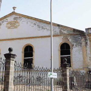 La Junta de Andalucía es la principal responsable del abandono de Díez Mérito