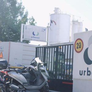 Ganemos Jerez denuncia la circulación de dos camiones de basura de la flota jerezana de Urbaser por las calles de San Fernando