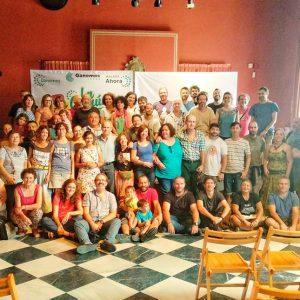 CRÓNICA: Gran participación en las jornadas de la escuela municipalista 'La Común'