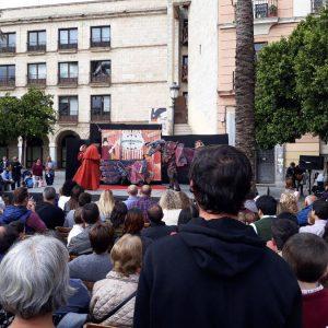 Ganemos Jerez reclama que se ponga en marcha el Plan de Formación de Artes Escénicas que recoge el Presupuesto del 2018