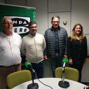 Debate sobre la cultura en Jerez en Onda Cero