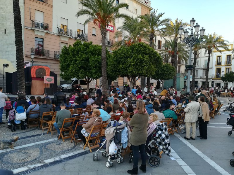 Ganemos Jerez hace un balance positivo del XXII Festival Internacional de Títeres y lo considera una muestra consolidada que debe tener continuidad