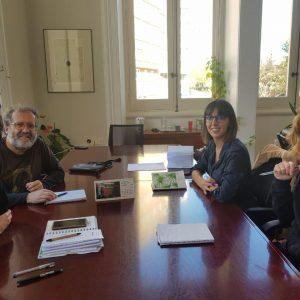 Ganemos Jerez intercambia experiencias municipalistas en el Ayuntamiento de La Coruña