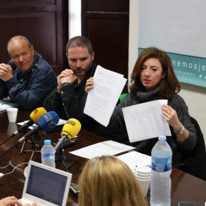 Ganemos Jerez denuncia el escaso compromiso del equipo de gobierno en materia de transparencia