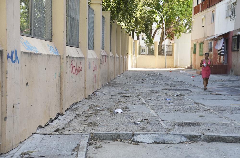 El Plan de Actuación en la barriada San Juan de Dios está estancado en los despachos