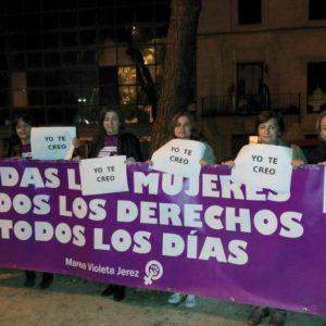 Ganemos Jerez llama a apoyar las movilizaciones contra la amenaza que supone el tripartito de derechas en materia de igualdad