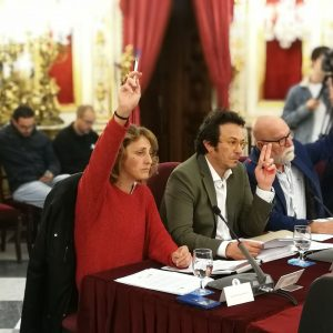 Ganemos Jerez devuelve un total de 45.000 euros al Ayuntamiento y a la Diputación