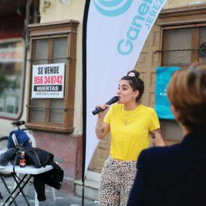 Ganemos Jerez es feminista: lo dice, lo practica y lo divulga