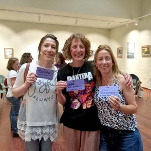 Candidatas de Ganemos Jerez se suman al encuentro 'Yo me meto en política'