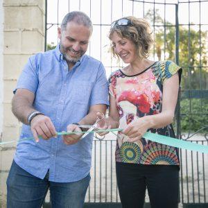 Ganemos Jerez inaugura el Aula de Transición Ecológica de Jerez y el Espacio Creativo 'El Silo'