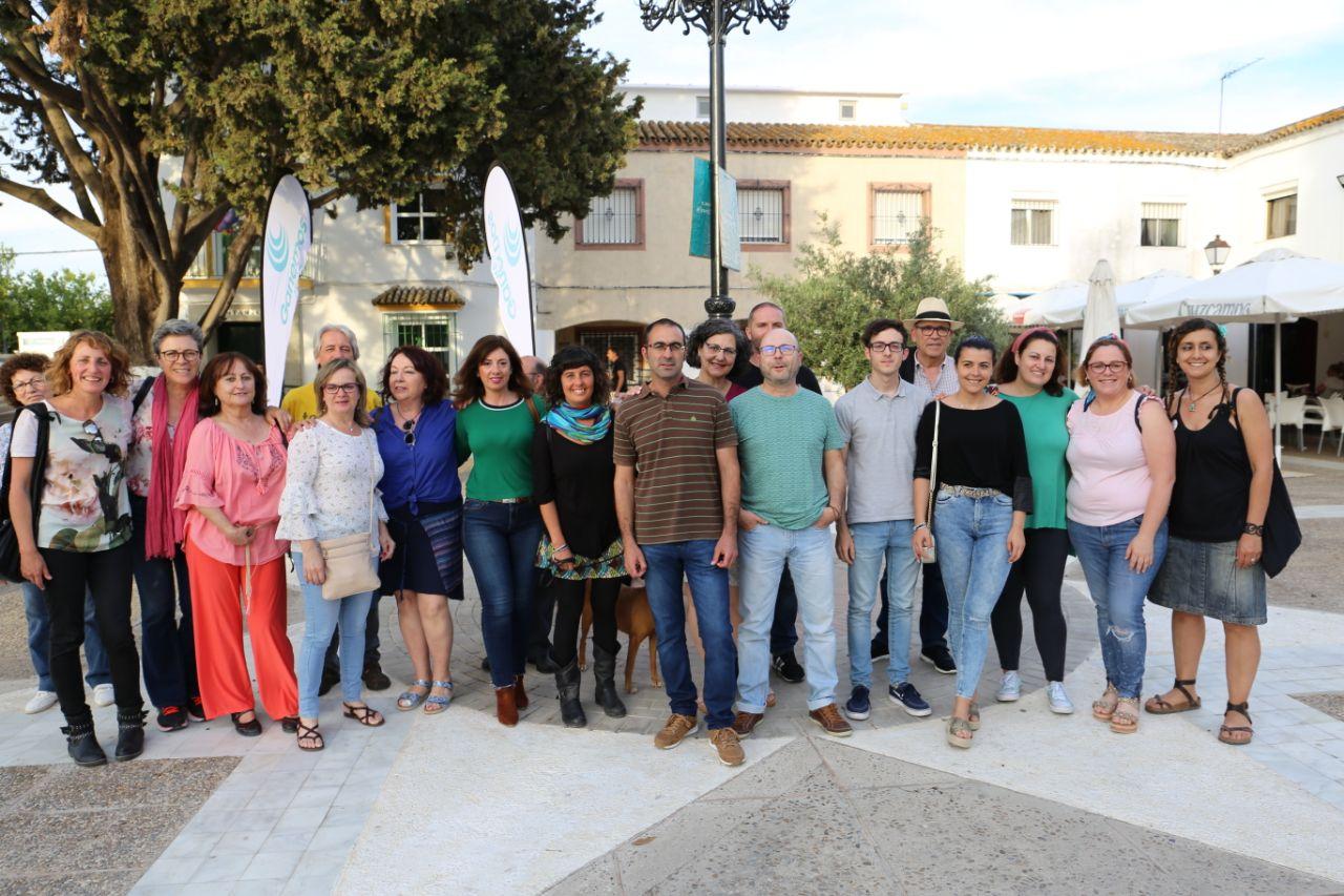 El Jerez rural, protagonista de este jueves de campaña