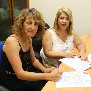 Ganemos Jerez y PSOE firman un acuerdo de investidura